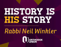History is HIS Story