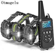 <b>800m Electric Dog</b> Training Collar – PetAVista