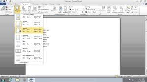 how to set 1 inch margins in word how to set 1 inch margins in word