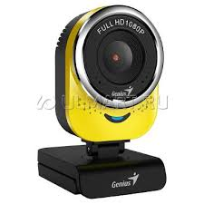 <b>Вебкамера Genius QCam 6000</b>, yellow, 4498185: характеристики ...