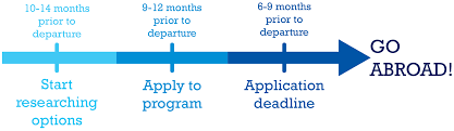 programs timeline