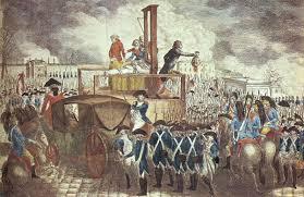 Afbeeldingsresultaat voor zonnekoning onder de guillotine