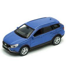 Купить модель <b>машины Welly модель машины</b> 1:34-39 Lada ...