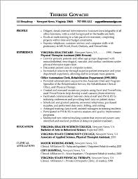 executive assistant resume sample my perfect resume administrative administrative assistant resume letter resume sample resume of executive assistant