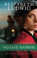 Cara Hamilton arrives in 1897 New York alone on an immigrant ship from ... - no-safe-harbor-elizabeth-ludwig-129x200