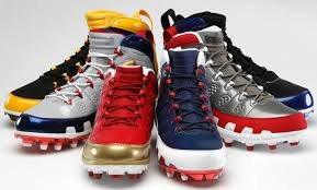 Image result for jordan football cleats