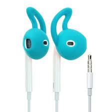 <b>Rabbit anti</b>-<b>slip sleeve</b>. Helps <b>Ear</b> Pods to twist into <b>ears</b> for a secure ...