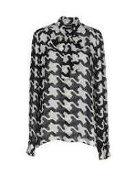 Рубашки И <b>Блузки</b> С Рисунком от Dsquared2 для Женщин ...