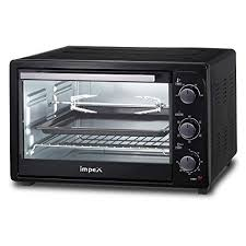 Buy Impex IMOTG-<b>28 Litre</b> Oven Toaster Grill (OTG) with Convection ...