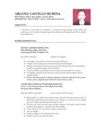 examples of resumes best resume format rsum match 81 astounding good resume format examples of resumes