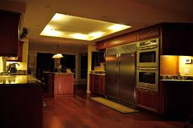 modern kitchen ideas with best lighting and wooden floor cabinet lighting excellent