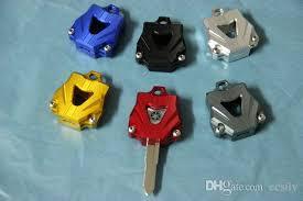 <b>Motorcycle</b> Modified Accessories Aluminum Alloy <b>Key Head Case</b> ...
