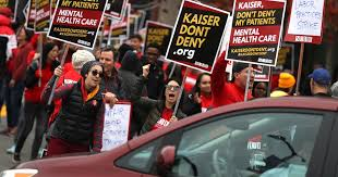 Kaiser Permanente workers in California vote to approve strike - Los ...
