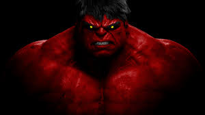 Image result for hulk red