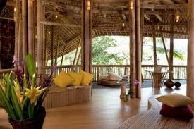 bamboo house design interior living area bamboo furniture bamboo furniture designs