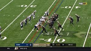 Rams vs. Saints highlights   Week 9