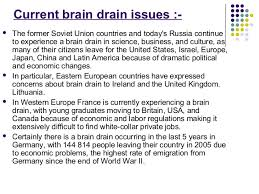 the brain drain essay   essay topics  cur brain drain