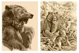 Образ медведя в <b>славянской</b> мифологии — Grey Alder