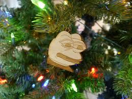 Rare Pepe Christmas Ornament Meme Reddit by FreedCreativity via Relatably.com