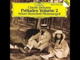 <b>Debussy - Arturo Benedetti Michelangeli</b> - Preludes Book 2 - Ondine ...