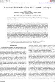 biomedical ethics research paper  biomedical ethics research paper