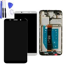 "With Frame LCD <b>5.45"" For Huawei Y5 Prime</b> 2018 DRA L02 DRA ..."