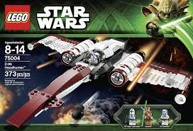 amazon com lego star wars z 95 headhunter 75004 toys games