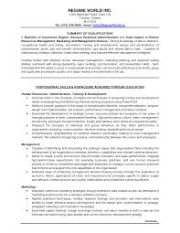 resume examples  sample objectives for entry level resumes  sample    resume examples  sample objectives for entry level resumes with professional experience as human resources