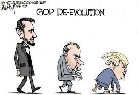「共和党が分裂」の画像検索結果