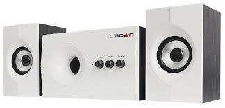 Компьютерная акустика <b>CROWN</b> MICRO <b>CMS</b>-<b>350</b> — купить по ...