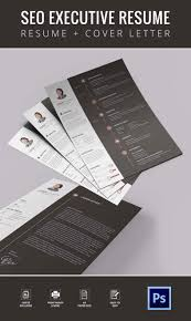 seo resume samples examples format editable seo executive resume cv template