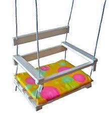 <b>Качели детские подвесные</b> с мягкой подушкой - купить по цене ...
