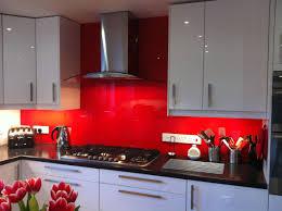 images red kitchen black