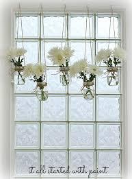 mason jar window treatment final adore diy hanging mason