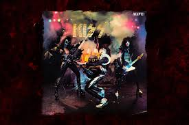 44 Years Ago: <b>KISS</b> Release the Game-Changing Live Album '<b>Alive</b>!'