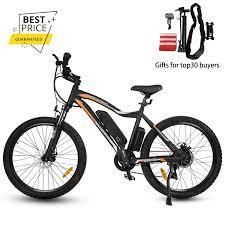 "Ecotric 26"" 36V <b>500W</b> High Speed Integrative <b>Electric Bicycle</b> ..."