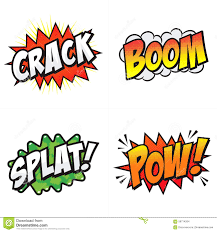 comic action words stock illustration image 54053755 comic action words stock images