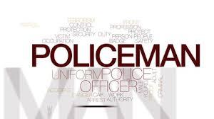 「policemen word」の画像検索結果