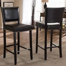 baxton stuido aries modern bar stools with nailhead trim antalyaa bar stool