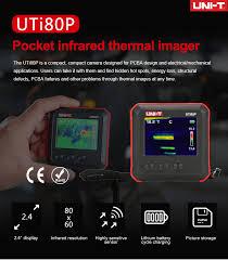 <b>UNI T</b> UTi80P <b>Mini Thermal Imager</b> Pocket Infrared Thermal ...