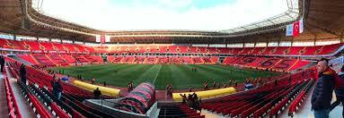 Nuevo Estadio de Eskişehir