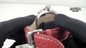 Мужские наручные часы <b>MAX XL Watches</b> MAX-083 - YouTube