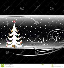Image result for christmas tree black and white