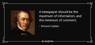 TOP 25 QUOTES BY RICHARD COBDEN | A-Z Quotes via Relatably.com