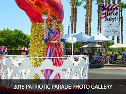 Patriotic Parade ~ Summerlin, Las Vegas, NV