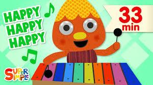 <b>My Happy</b> Song | + More Kids Songs | Super Simple Songs - YouTube