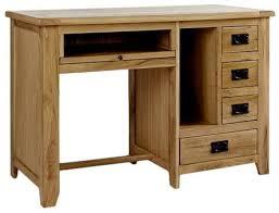 Coda <b>Solid</b> Oak <b>Single Pedestal Desk</b>: Amazon.ca: Home & Kitchen