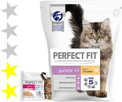 Корм для кошек <b>Perfect Fit</b>: отзывы и разбор состава - ПетОбзор
