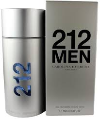 <b>Carolina Herrera 212</b> Men EdT 100ml in duty-free at airport ...