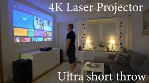 <b>Xiaomi Mi</b> 4K UST <b>laser projector</b> 2019 review and comparison ...